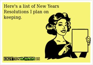 resolutionsnotkeeping