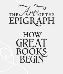 The-Art-Of-The-Epigraph-large
