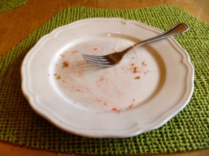emptypieplate
