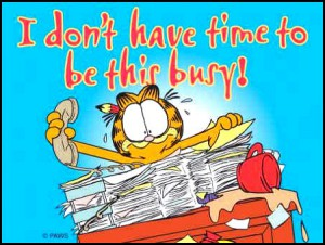 crazy busy#Busy